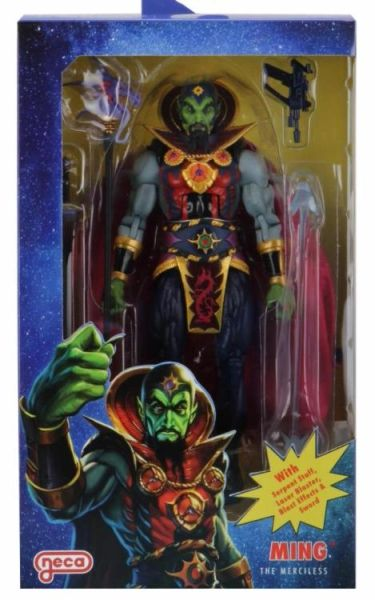 *PRE-SALE* Defenders of the Earth Ming the Merciless Action Figure