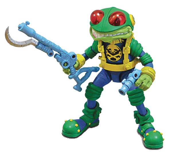 Bucky O'Hare Storm Toad Trooper Action Figure