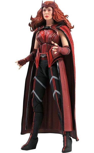 *PRE-SALE* Marvel Select WandaVision Scarlet Witch Action Figure