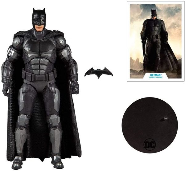 *PRE-SALE* DC Multiverse Justice League (2021) Batman Action Figure