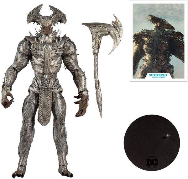 *PRE-SALE* DC Multiverse Justice League (2021) Steppenwolf Mega Action Figure