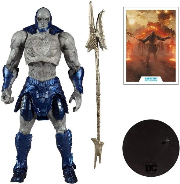 *PRE-SALE* DC Multiverse Justice League (2021) Darkseid Mega Action Figure