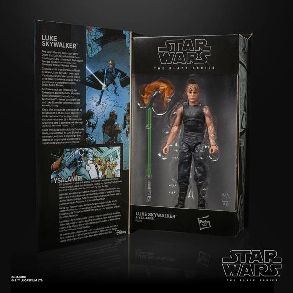 *PRE-SALE* Star Wars: The Black Series Luke Skywalker (Heir to the Empire) Action Figure