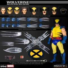 *PRE-SALE* Marvel One:12 Collective Wolverine Deluxe Steel Box Edition Action Figure