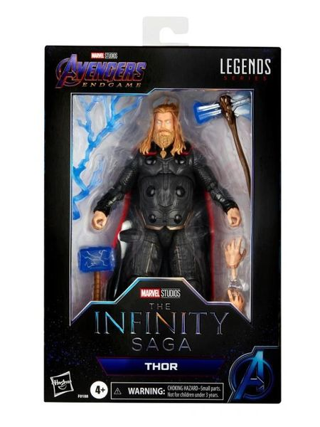 *PRE-SALE* Marvel Legends Avengers Endgame Infinity Saga Thor Action Figure