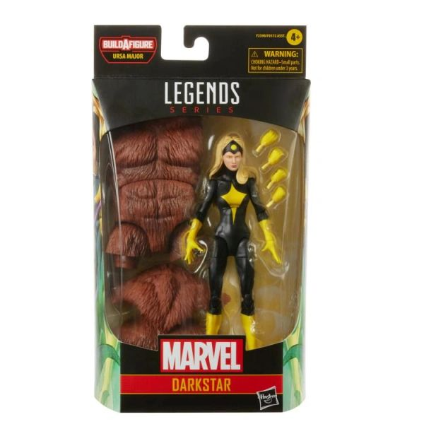 *PRE-SALE* Marvel Legends Iron Man Wave 1 Darkstar Action Figure (Ursa Major BAF)