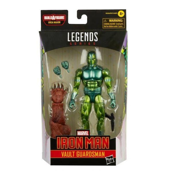*PRE-SALE* Marvel Legends Vault Guardsman Action Figure (Ursa Major BAF)