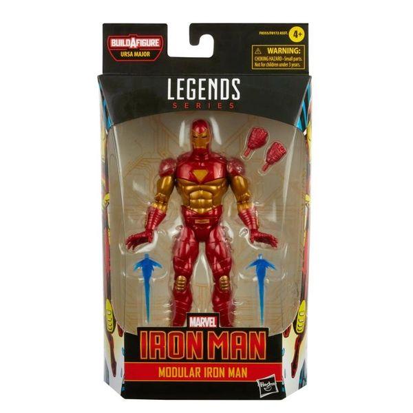 *PRE-SALE* Marvel Legends Modular Armor Iron Man Action Figure (Ursa Major BAF)