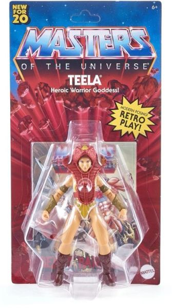 Masters of the Universe Origins Teela Action Figure