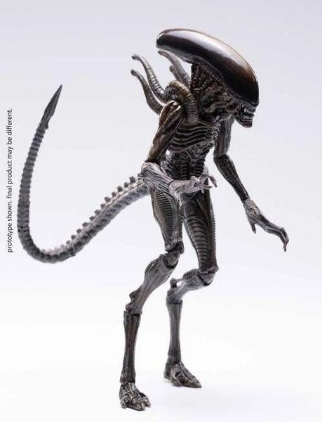 *PRE-SALE* Alien: Resurrection Lead Alien Warrior 1:18 Scale PX Previews Exclusive Action Figure