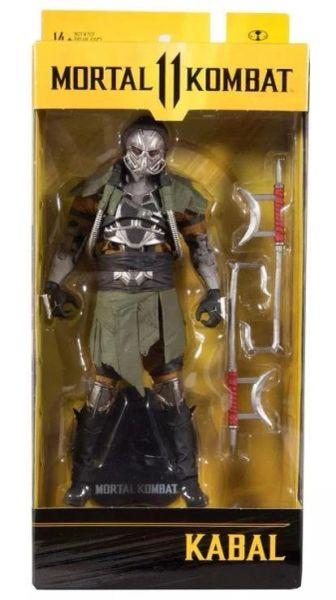 *PRE-SALE* Mortal Kombat XI Kabal Action Figure