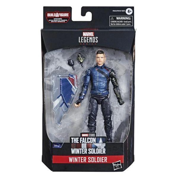 *PRE-SALE* Marvel Legends Winter Soldier (Captain America Flight Gear BAF)