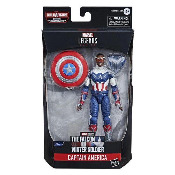 *PRE-SALE* Marvel Legends Falcon: Captain America (Captain America Flight Gear BAF)