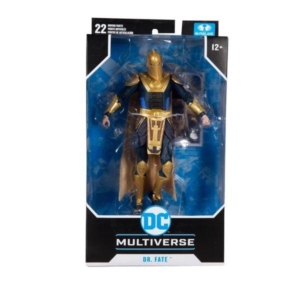 *PRE-SALE* DC Multiverse Injustice 2 Dr. Fate Action Figure