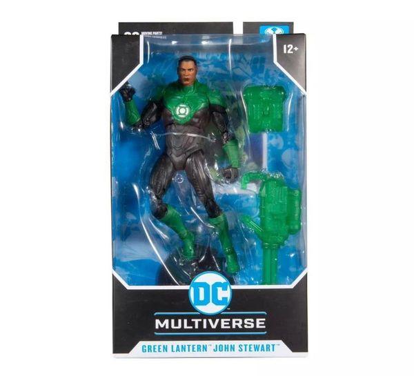 *PRE-SALE* DC Multiverse Rebirth Green Lantern (John Stewart) Action Figure