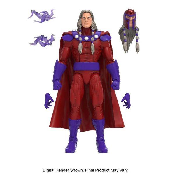 *PRE-SALE* Marvel Legends X-Men: Age of Apocalypse Magneto Action Figure (Colossus BAF)