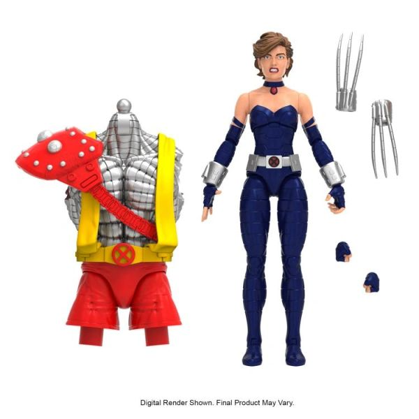 *PRE-SALE* Marvel Legends X-Men: Age of Apocalypse Shadowcat Action Figure (Colossus BAF)