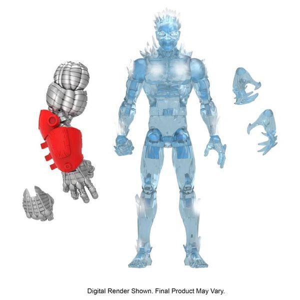 *PRE-SALE* Marvel Legends X-Men: Age of Apocalypse Iceman Action Figure (Colossus BAF)