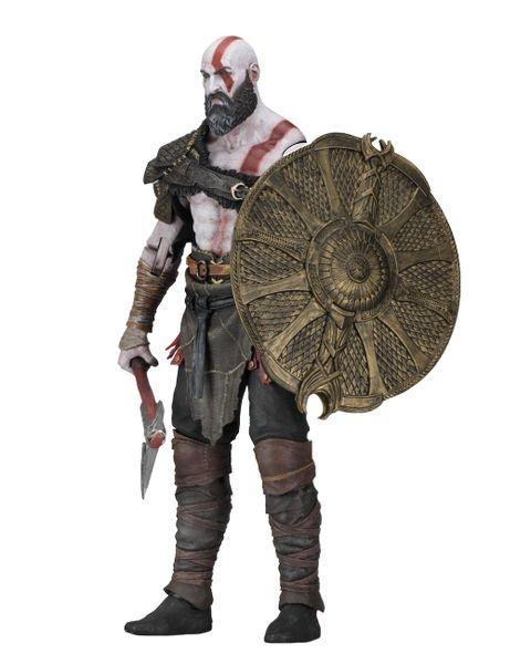 God of War (2018) – 1/4 Scale Kratos Action Figure