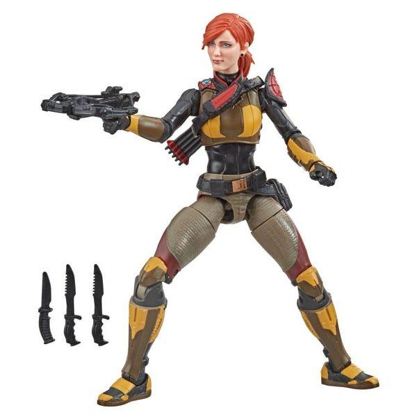 G.I. Joe Classified Series Scarlett (Redeco) Action Figure