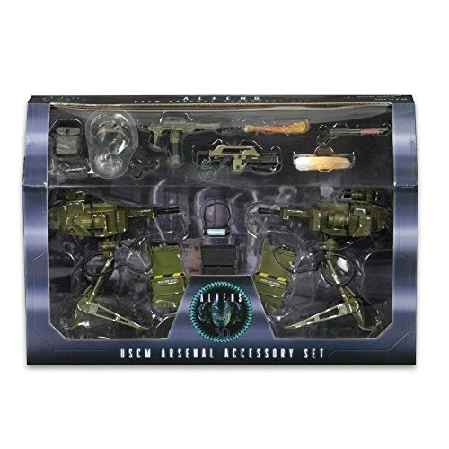 Aliens Colonial Marines (USCM) Arsenal Weapons Accessory Pack