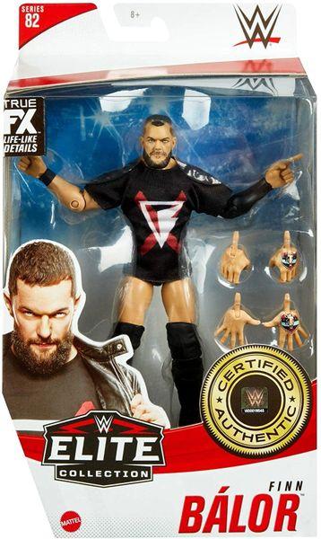 WWE Elite Collection Series 82 Finn Balor Action Figure