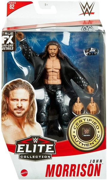 WWE Elite Collection Series 82 John Morrison Action Figure