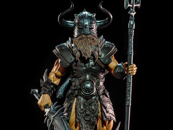 *PRE-SALE* Mythic Legions Barbarian Deluxe Legion Builder Action Figure