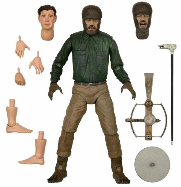 *PRE-SALE* Universal Monsters: Ultimate The Wolf Man Action Figure