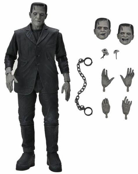 *PRE-SALE* Universal Monsters: Ultimate Frankenstein's Monster (B&W) Action Figure