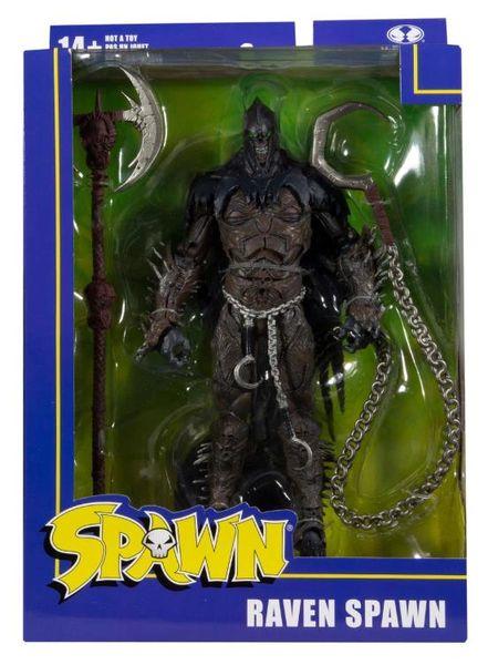 *PRE-SALE* Spawn's Universe Raven Spawn Deluxe Action Figure