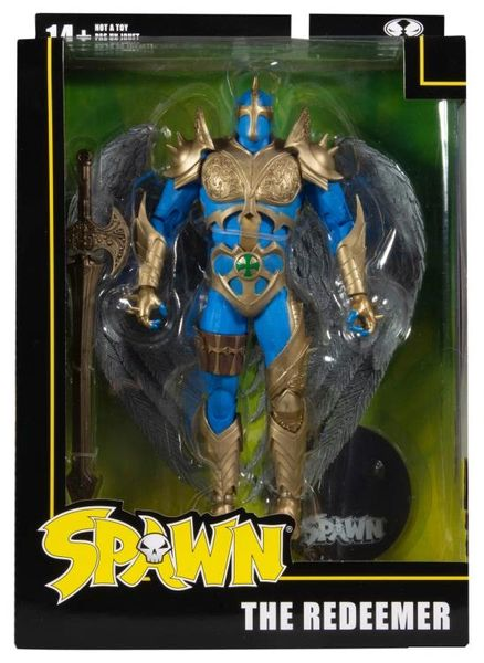*PRE-SALE* Spawn's Universe Redeemer Deluxe Action Figure