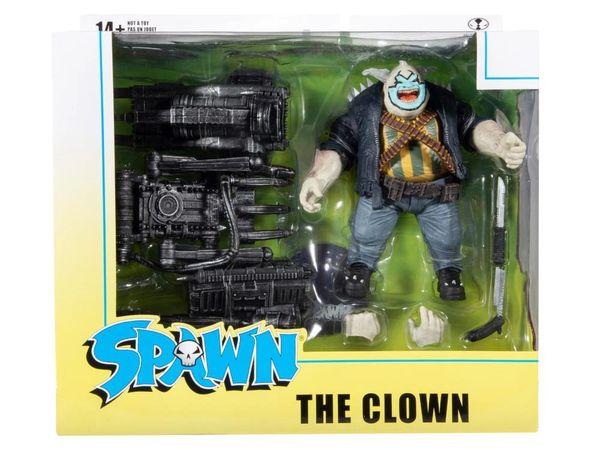 *PRE-SALE* Spawn's Universe Clown Deluxe Action Figure