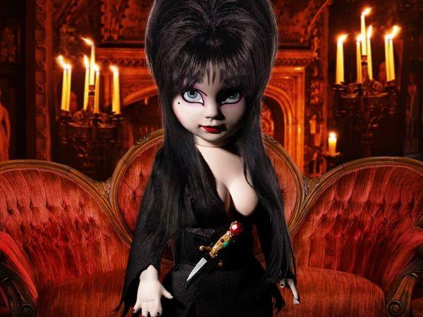 *PRE-SALE* Mezco Living Dead Dolls Elvira Mistress of the Dark