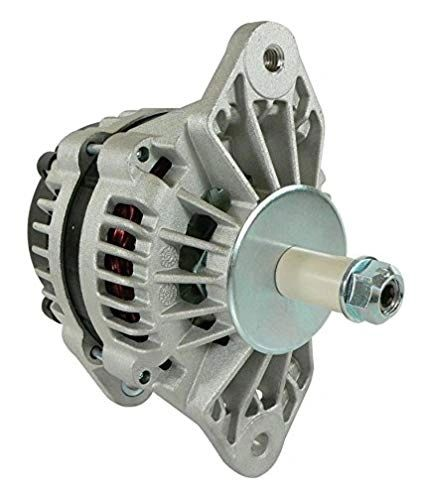 Delco Remy Alternator >> American Lafrance With 160 Amp 24si Delco Remy Alternator With Isl