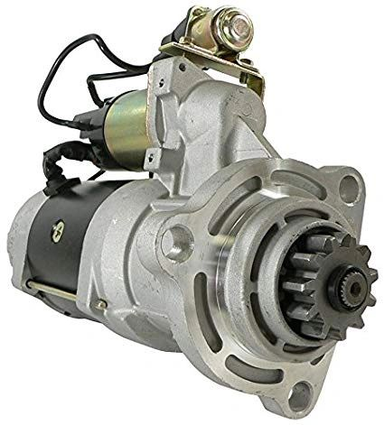 VOLVO VNM Series With Cummins M11 Engine 12 Volt 11 Tooth CW,PLGR 39 MT  Delco Starter