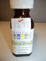 Aura cacia essential oil Tea Tree