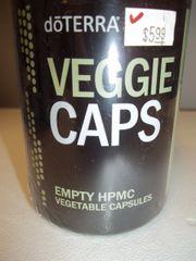 Doterra veggie caps empty HPMC vegetable capsules