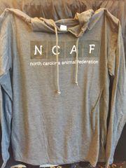 Unisex NCAF Logo Hoodie