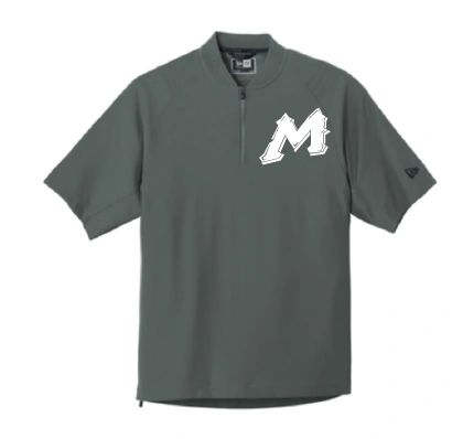 "Mtn West ""M"" New Era Cage Jacket"