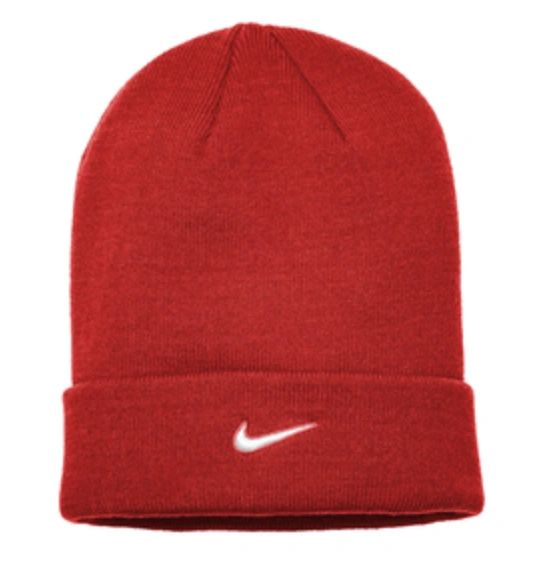 TH Nike Beanie with Embroidered TH logo