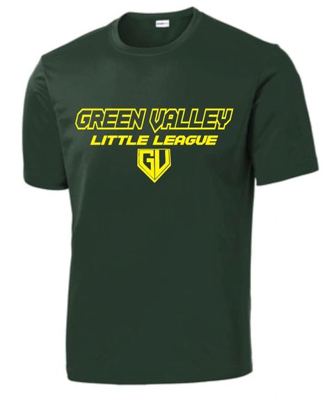GVLL Minors Athletics Moisture Management Shirt