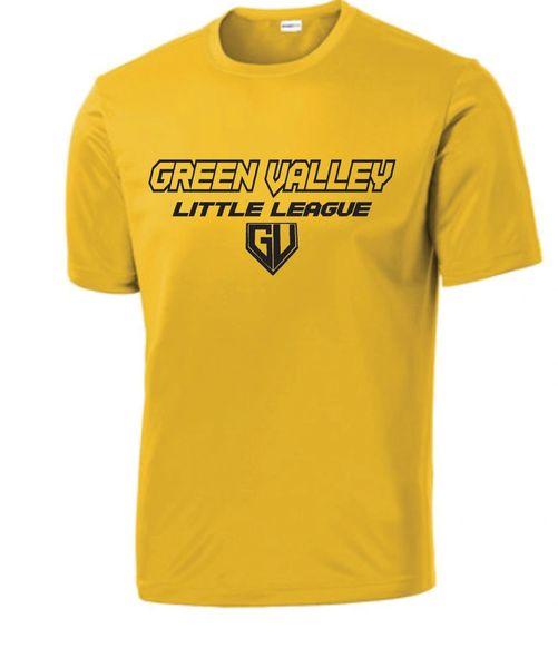 GVLL Rookie Pirates Moisture Management Shirt
