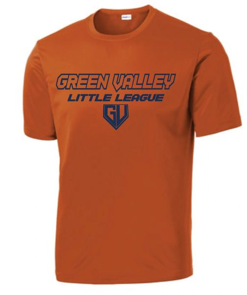 GVLL Minors Astros Moisture Management Shirt