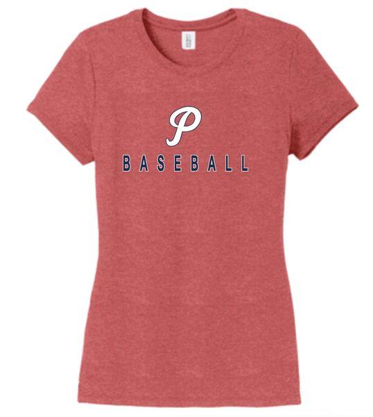 Phillies Ladies Soft Cotton Shirt