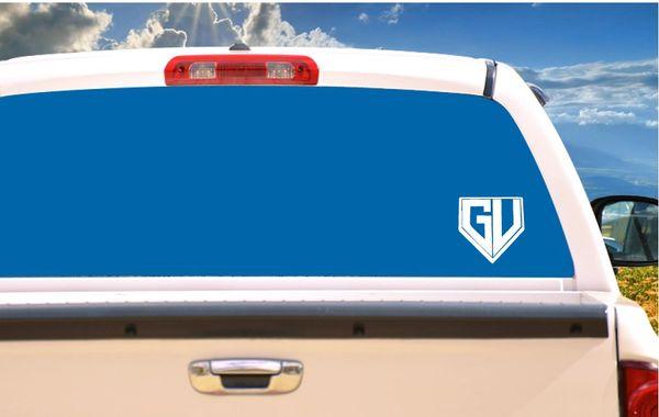 GVLL Car Sticker Decal