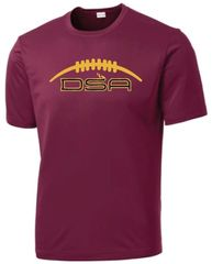 Moisture Management T-Shirt with DSA logo