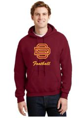 Hooded Fleece Del Sol Academy