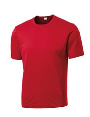 Moisture Management T-Shirt with NSA logo