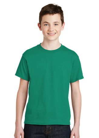Kelly Family T-Shirt with Embrodiered Logo